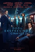 Doğu Ekspresinde Cinayet – Murder on the Orient Express – HD