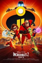 İnanilmaz Aile 2 – Incredibles 2 – HD